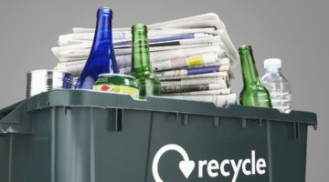 10 Materials You Can Recycle at Home