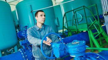 5 Safety Tips at a Wastewater Treatment System Facility